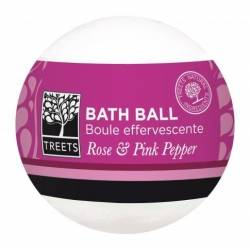 Bomba de baño Rose & Pink Pepper