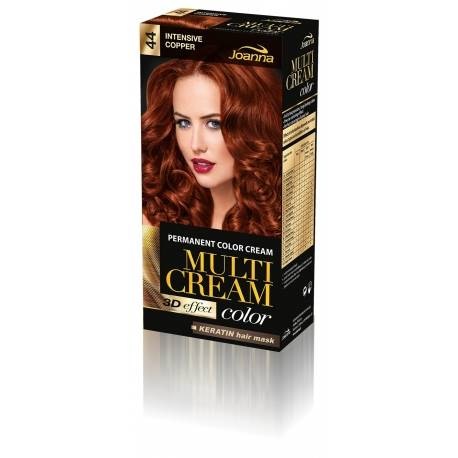 Tinte Capilar Multi Cream 44 Intensive Copper