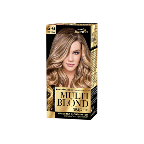 Decolorante Kit para mechas MULTI BLOND SUPER