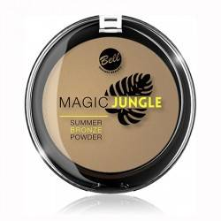 Polvos bronceadores para verano Magic Jungle