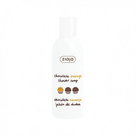 Gel ducha Chocolate y Naranja