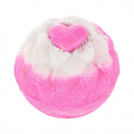 Treets Bubble Bomba de baño Cotton Candy