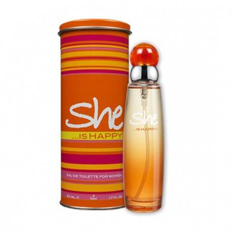 EDT She is Happy 50ml