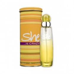 EDT She is Crazy 50ml