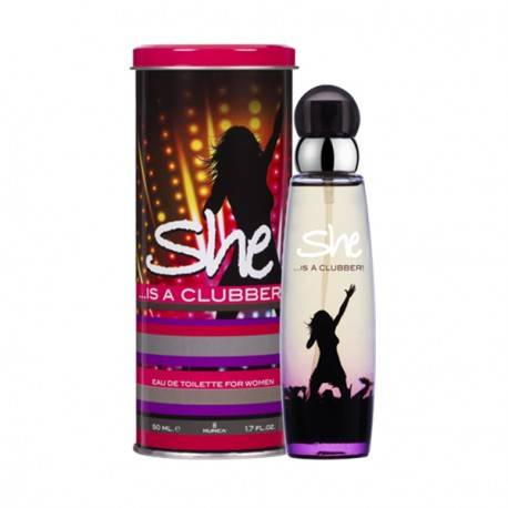 EDT She is a Clubber 50ml