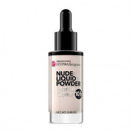 HYPO Base de maquillaje hipoalergénica Nude Liquid Powder