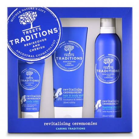 Set de Regalo Deluxe Revitalising Ceremonies