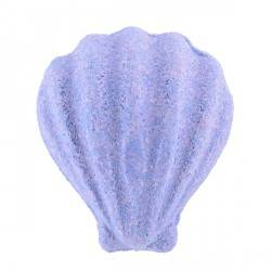 Treets Bubble Figura efervescente de baño Seashell Splash 3D