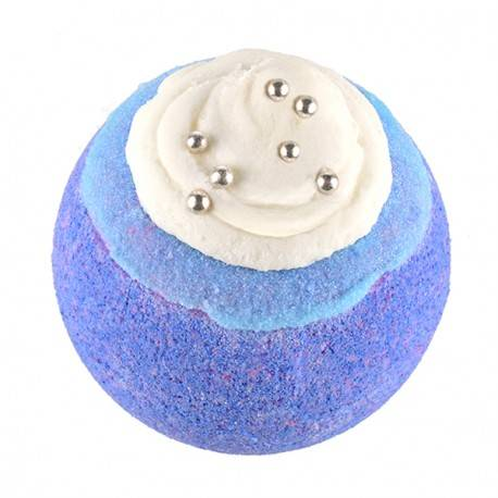 Treets Bubble Bomba de baño Blueberry Cake