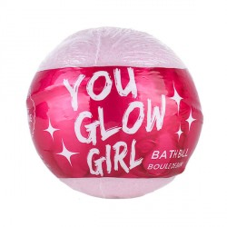 Treets Bubble Bomba de baño You Glow Girl