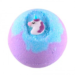 Treets Bubble Bomba de baño Bubbly Unicorn