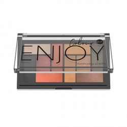 Paleta de sombras Colour Enjoy