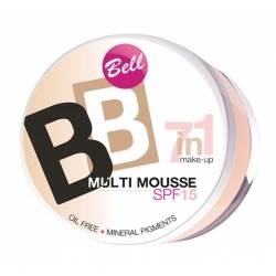 Base de maquillaje BB Multi Mousse