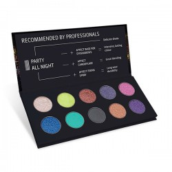 Paleta de sombras de ojos Party All Night
