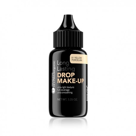 HYPO Base de maquillaje duradera hipoalergénica Drop Make Up