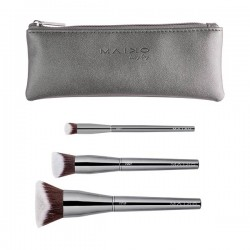 Set de brochas Precision Pack Luxury Grey