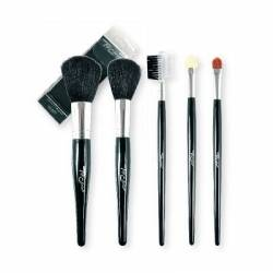 Set brochas de maquillaje Top Choice 5 uds