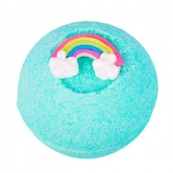 Treets Bubble Bomba de baño Rainbow Rebel