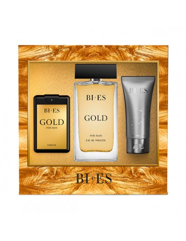 Gold For Man Set de Regalo
