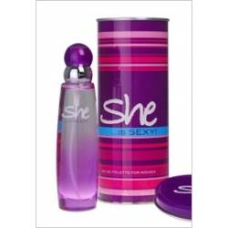 EDT She is Sexy 50ml