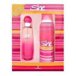 Set regalo She is Fun EDT+DEO