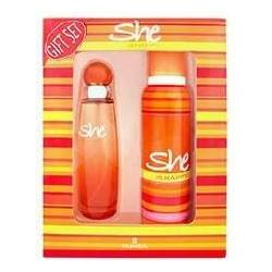 Set regalo She is Happy EDT+DEO