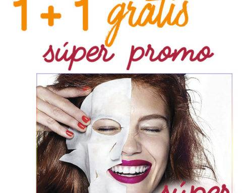 Promo mascarillas Beauty Face